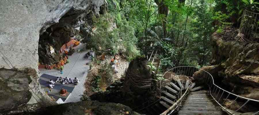 Wat Tham Suea - Kanchanaburi